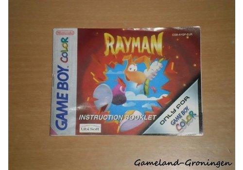 Rayman (Manual, EUR)