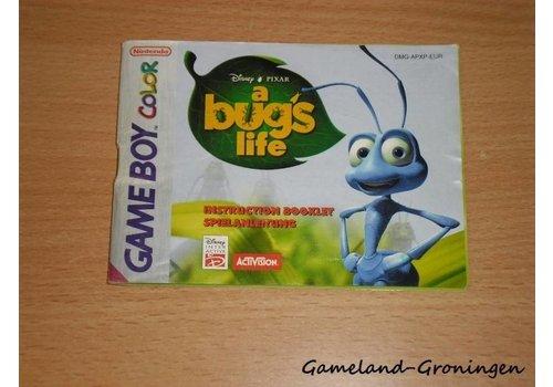 Disney's A Bugs Life (Manual, EUR)
