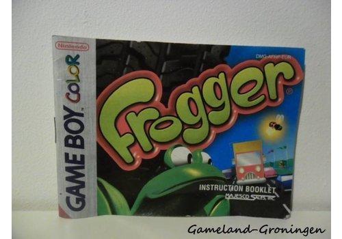 Frogger (Handleiding, EUR)