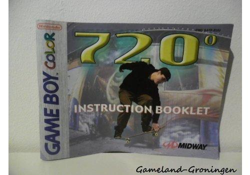 720 (Handleiding, EUU)