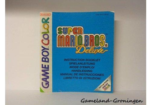 Super Mario Bros Deluxe (Manual, NEU6)