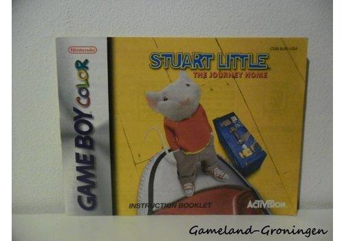 Stuart Little The Journey Home (Handleiding, USA)