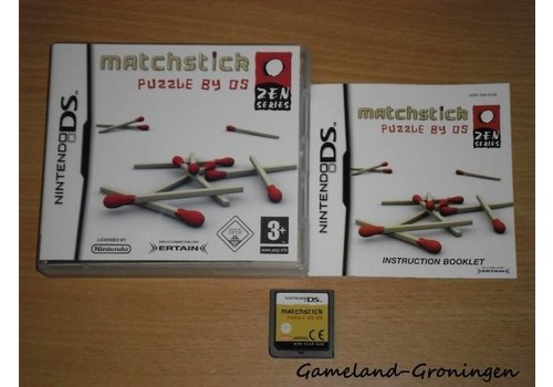 Matchstick Puzzle by DS (Complete)