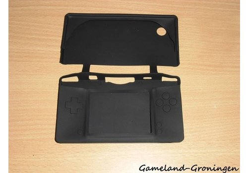 Silicone Sleeve (DSi) (Black)