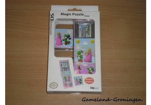 Magic Puzzle Case Yoshi & Princess Peach