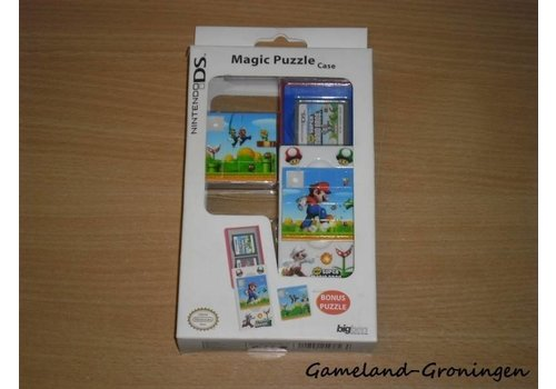 Magic Puzzle Case Super Mario