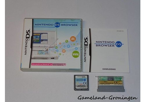 Nintendo DS Browser (Complete)