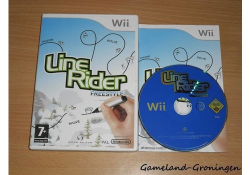 Line Rider (Compleet)