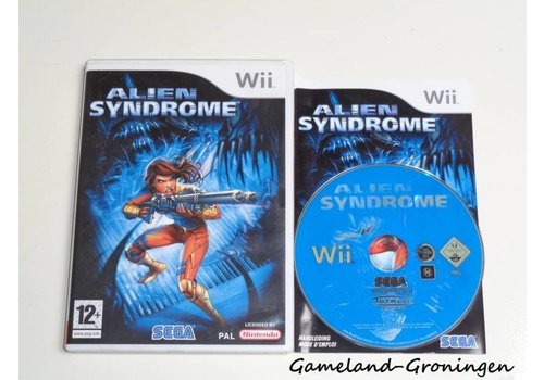 Alien Syndrome (Complete)