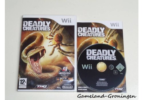 Deadly Creatures (Compleet)