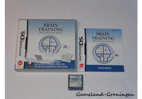 Dr. Kawashima's Brain Training Hoe Oud is Jouw Brein? (Compleet, HOL)