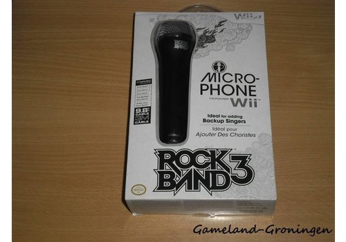 Rock Band 3 Microphone