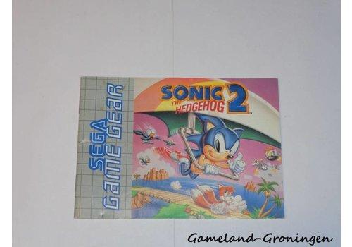 Sonic the Hedgehog 2 (Handleiding)