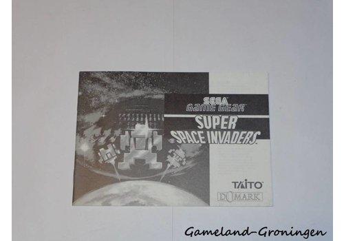 Super Space Invaders (Manual)