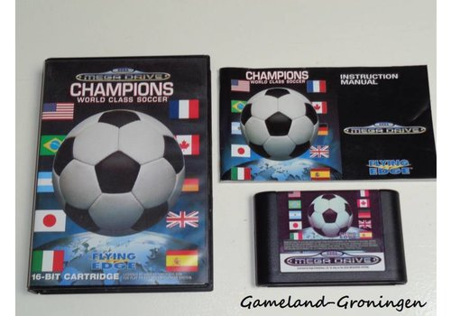 Champions World Class Soccer (Complete)