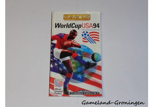 World Cup USA 94 (Handleiding)