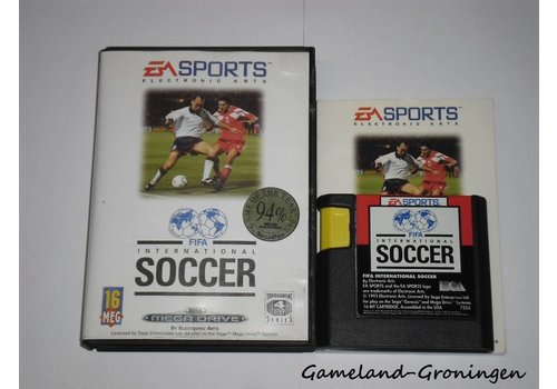 FIFA International Soccer (Compleet)