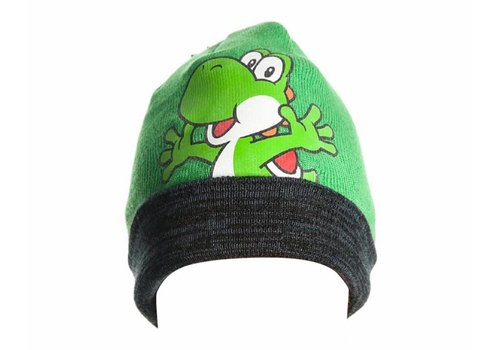 Super Mario - Yoshi Beanie