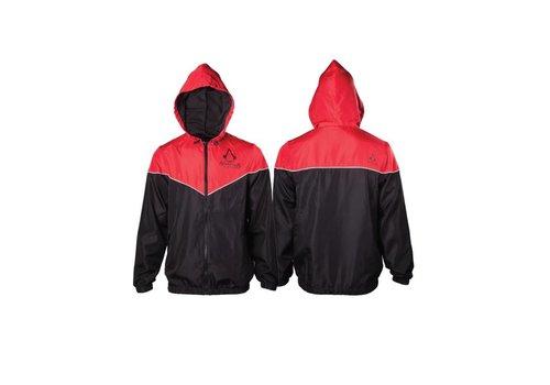 Assassin's Creed - Windbreaker Jacket Red/Black