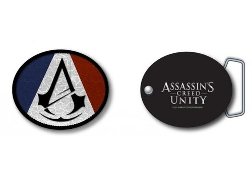 Assassin's Creed Unity - Oval Buckle