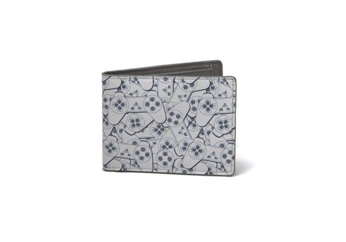 PlayStation - Controller Pattern Wallet