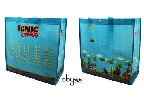 Sonic - Green Hills Level Shopping Bag