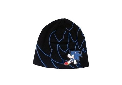 Sonic - Rubber Sonic Beanie