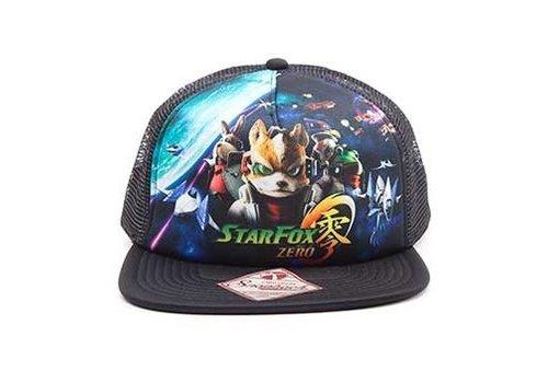 Starfox Zero - Trucker Cap