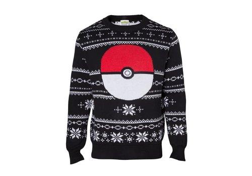 Pokémon - Poké Ball Christmas Sweater