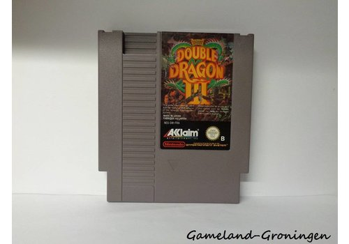 Double Dragon III (FRA)