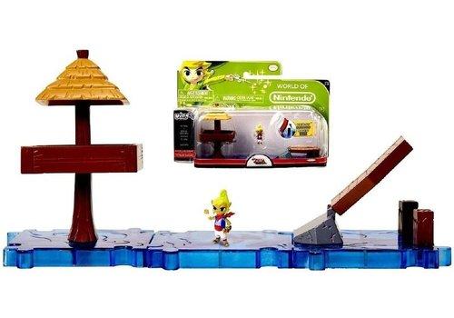 Zelda - Open Ocean with Tetra Micro Playset