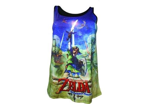 Zelda - Sublimation Dames Tanktop
