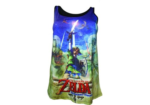 Zelda - Sublimation Ladies Tank Top