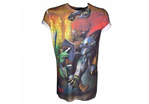 Zelda - Sublimation Printed T-Shirt