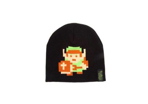 Zelda - 8-Bit Link Pixel Beanie
