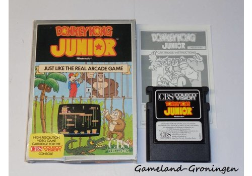 Donkey Kong Junior (Complete)