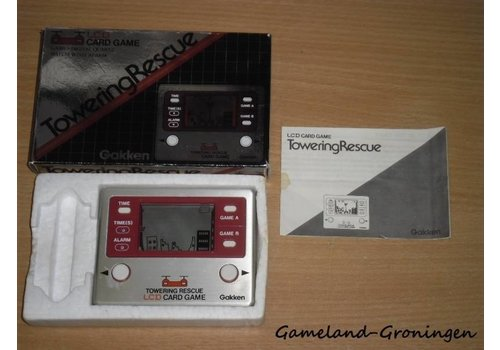 ToweringRescue LCD Game (Complete)