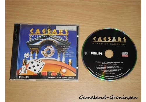 Caesars World of Gambling (Compleet)