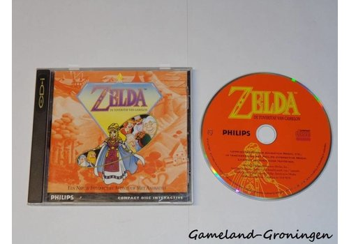 Zelda The Magic Wand of Gamelon (Complete)