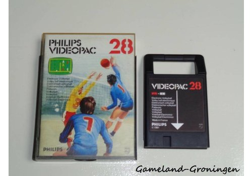 28: Electronic Volleyball (Compleet)