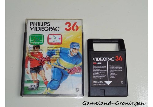 36: Electronic Ice Hockey (Compleet)
