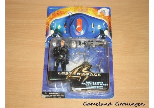 Lost in Space Battle Armor - Major Don West Action Figure
