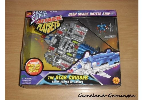 The Silver Surfer - The Star Cruiser