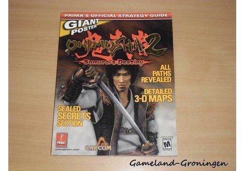 Onimusha 2 Samurai's Destiny (Strategy Guide)
