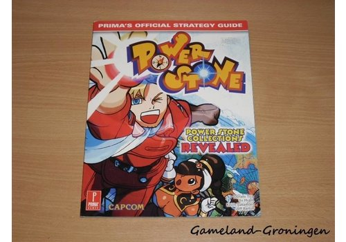 Power Stone (Strategy Guide)