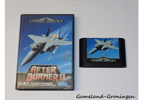 After Burner II (Boxed)