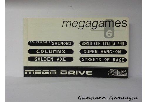 Mega Games 6 (Handleiding)