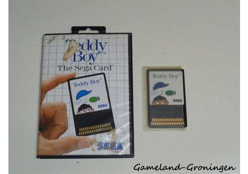 Teddy Boy (Boxed, Sega Card)