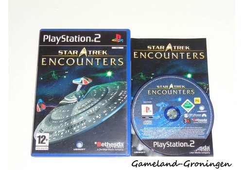 Star Trek Encounters (Compleet)