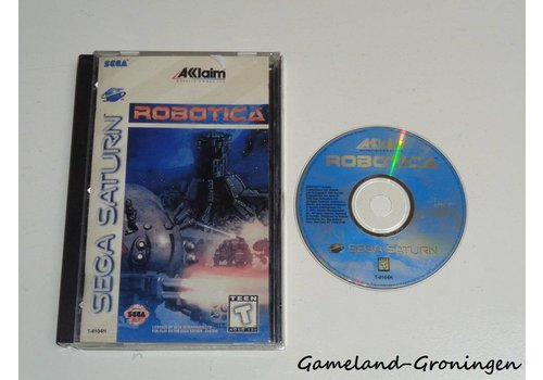 Robotica (Complete, NTSC/USA)